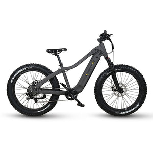QUIETKAT 2020 1000W CHARCOAL RANGERElectric BicycleQuietKatRelax And Ride Bikes