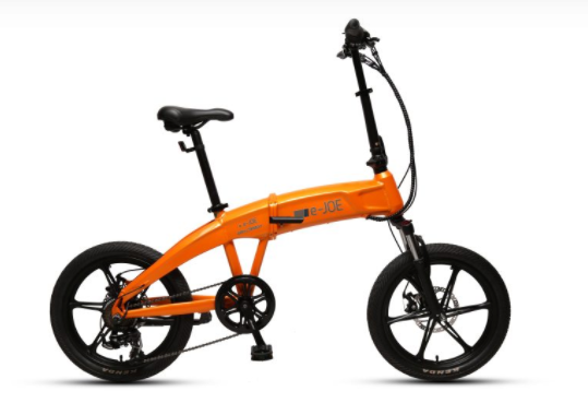 e-JOE EPIK Carbon Folding Electric BikeStep Through Bikee-JOERelax And Ride Bikes
