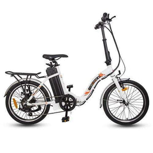 "Ecotric Starfish 20"" Portable & Folding Electric BikeFolding Electric BicycleEcotricRelax And Ride Bikes"