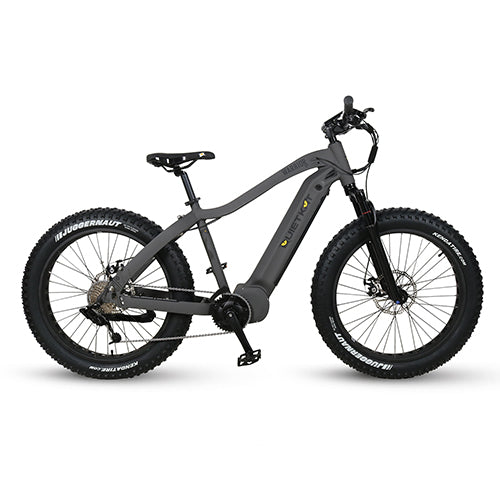 QUIETKAT 2020 CHARCOAL WARRIORElectric BicycleQuietKatRelax And Ride Bikes