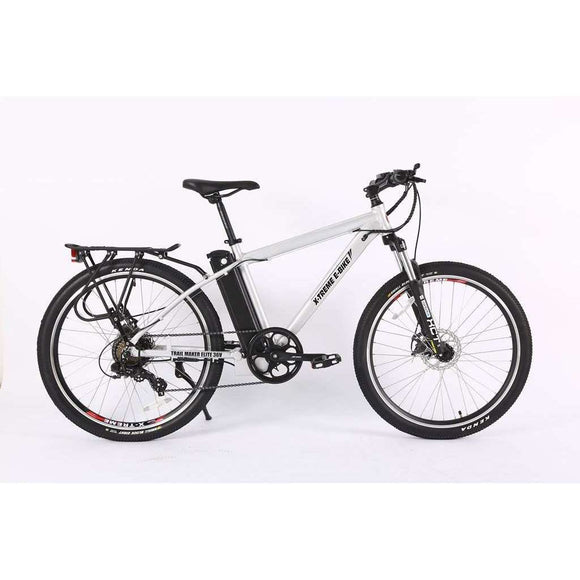 X-Treme Trail Maker Elite Max 36V Electric Mountain BikeRelax And Ride Bikes