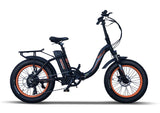 EMOJO RAM SPORT Electric BikeFolding Electric BicycleEMOJORelax And Ride Bikes