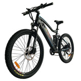 AddMotor HITHOT H1 Platinum Full Suspension Electric Mountain BikeRelax And Ride Bikes