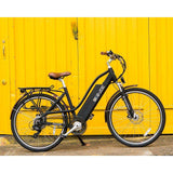 e-JOE GADIS Step-Through Cruiser Electric BikeRelax And Ride Bikes