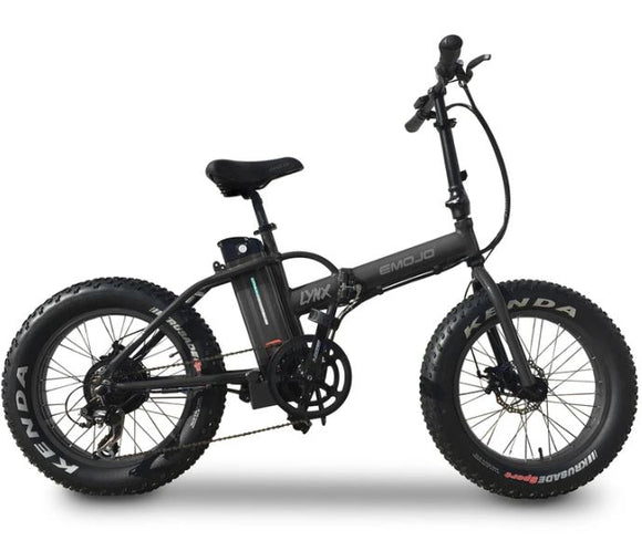 EMOJO Lynx Folding Fat Tire Electric Bike