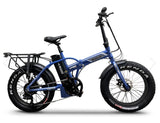 EMOJO Lynx Pro 750 Folding Fat Tire Electric Bike