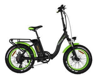 AddMotor MOTAN M-140 P7 750W Electric Folding Bike Step-Thru