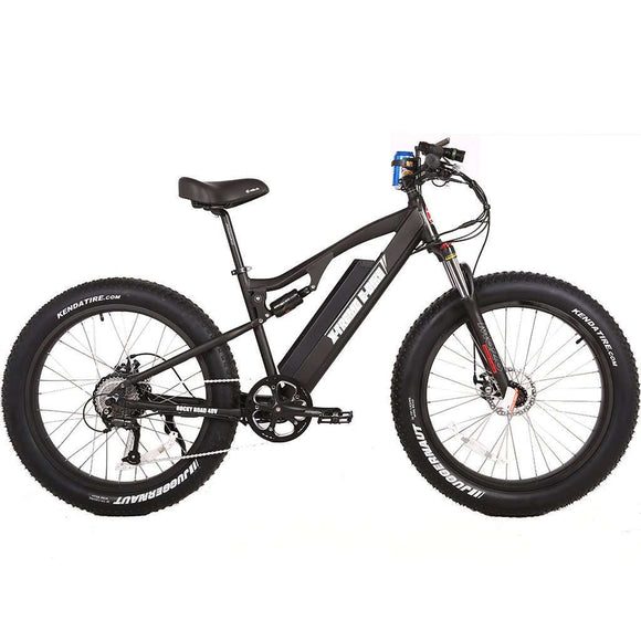X-Treme Rocky Road Fat Tire Electric Mountain BikeMountain Electric BikeX-TremeRelax And Ride Bikes