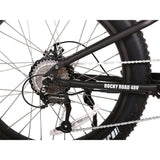 X-Treme Rocky Road Fat Tire Electric Mountain BikeRelax And Ride Bikes