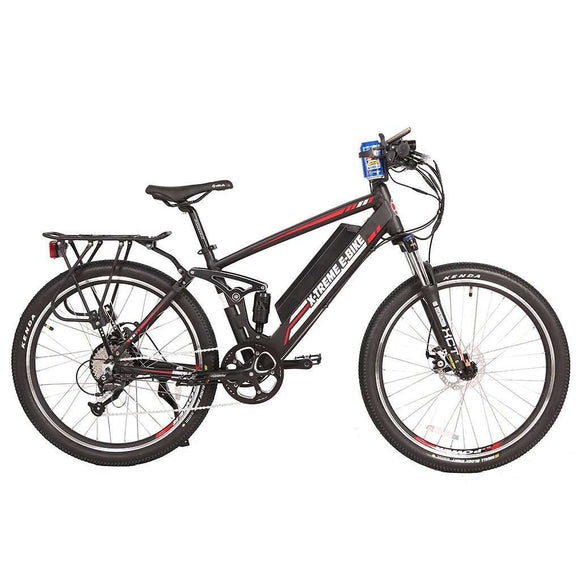 X-Treme Rubicon Electric Mountain BikeMountain Electric BikeX-TremeRelax And Ride Bikes