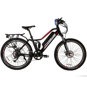 X-Treme Sedona Electric Step-Through Mountain BikeRelax And Ride Bikes