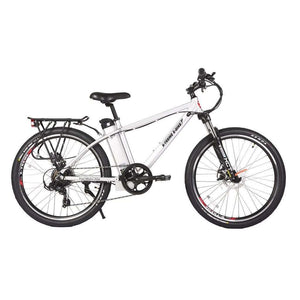 X-Treme Trail Maker Elite 24V Electric Mountain BikeRelax And Ride Bikes