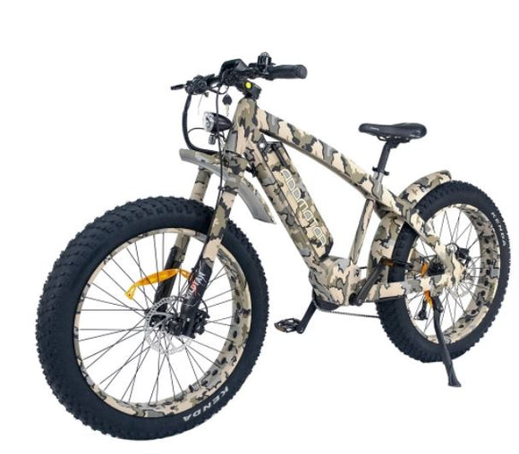 AddMotor WILDTAN M-5600 1000 Mid-Drive Motor Hunting Electric Bike