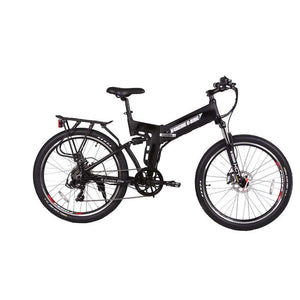 X-Treme X-Cursion Elite 24V Electric Folding Mountain BikeMountain Electric BikeX-TremeRelax And Ride Bikes