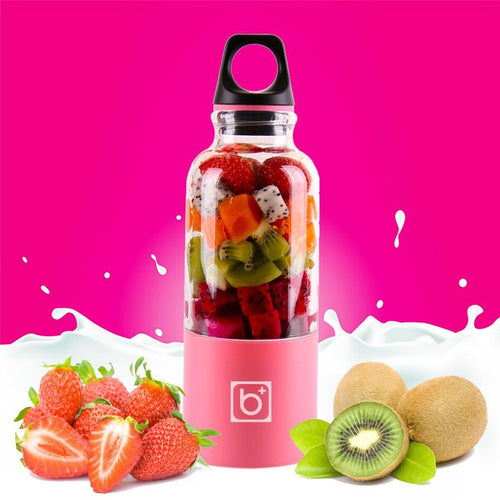 Portable Juicer Cup Blender Mixer Bottle
