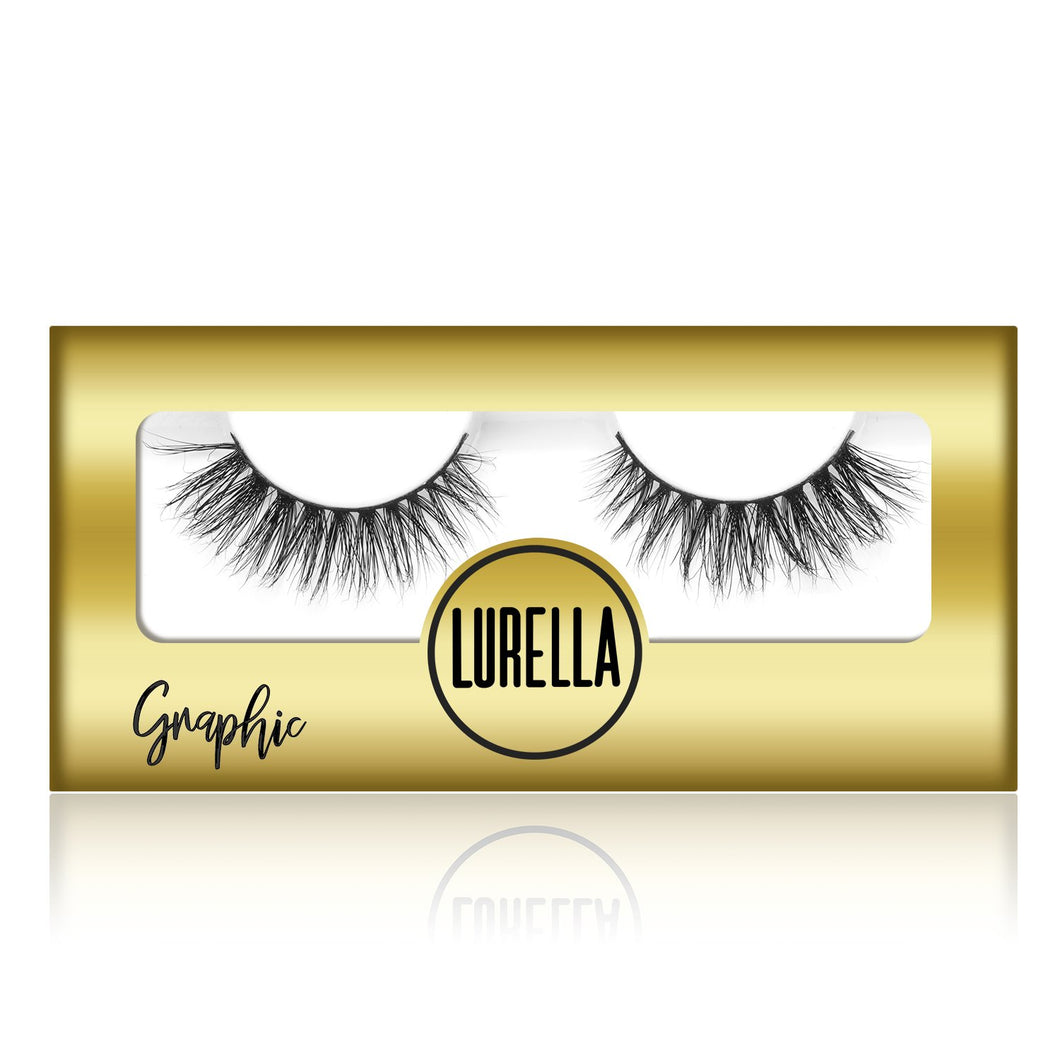 Graphic - Lurella Lashes