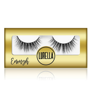 Enough - Lurella Lashes