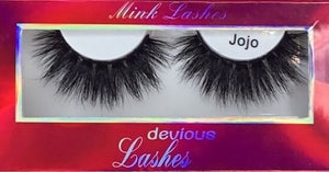 Devious Lashes - Jojo