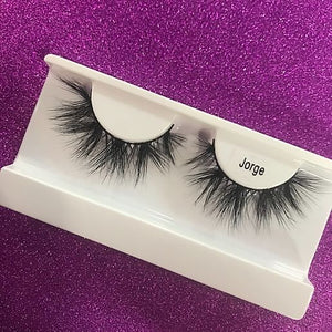 Devious Lashes - Jorge