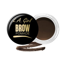 Load image into Gallery viewer, LA Girl Dipbrow Dark Brown