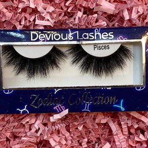 Pisces - Devious Lashes