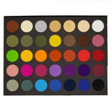 Load image into Gallery viewer, The Make Up Shack - Rainforest Pallete