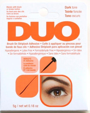 Orange duo glue