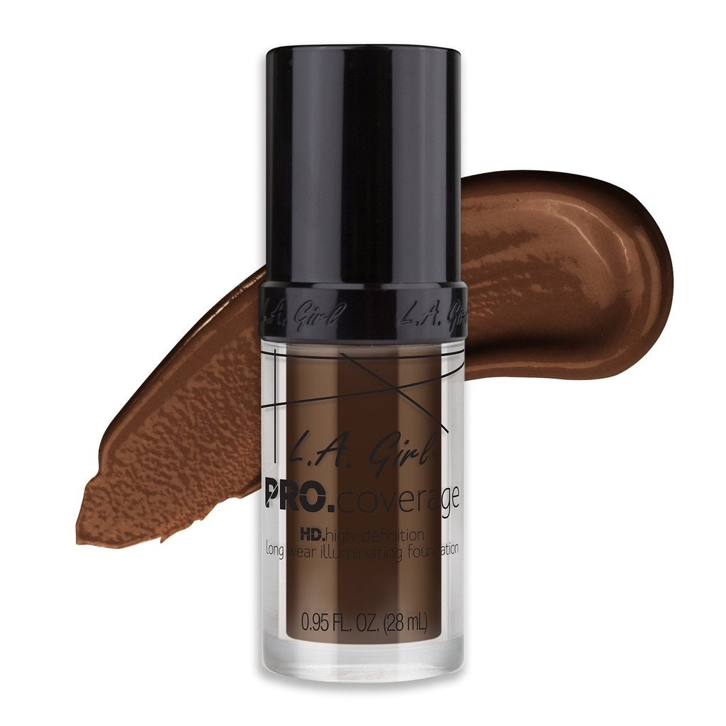 LA Girl Pro Coverage - Dark Chocolate GLM656