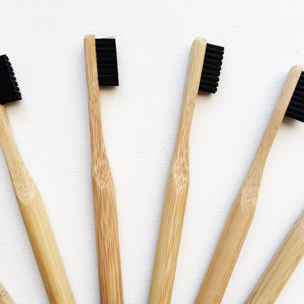 Bamboo Toothbrush Eco Family Pack