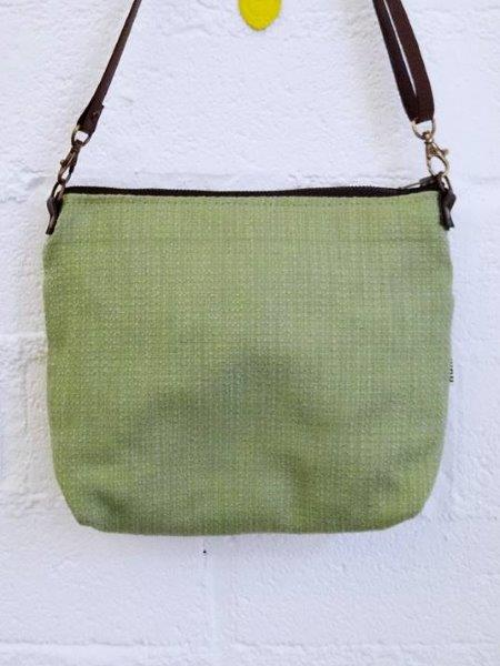 Up-cycled Vegan Handbag- Jardin