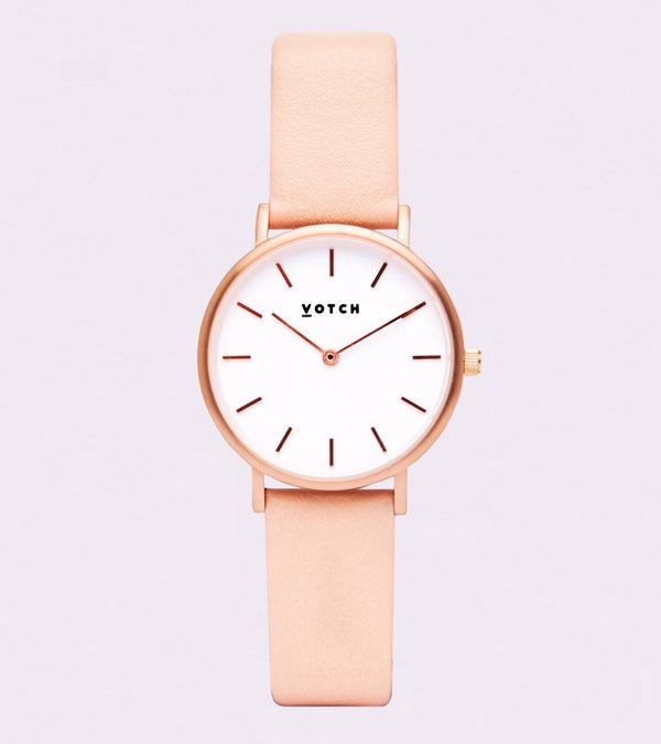 The Pink & Rose Gold Petite