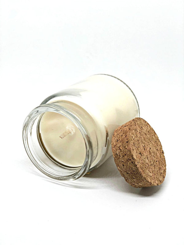 Velvety Soy Candle Cork Lid