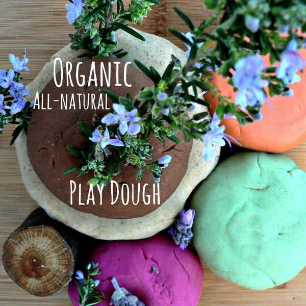 All Natural Play Dough Sets