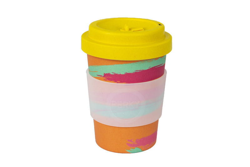 Bamboo Fibre Coffee Cups 12 oz