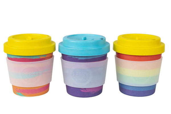 Bamboo Fibre Coffee Cups 8oz