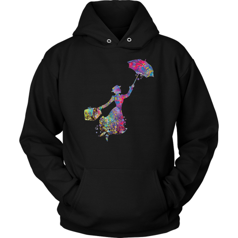 Christmas Sweatshirt Hoodie Mary Poppins