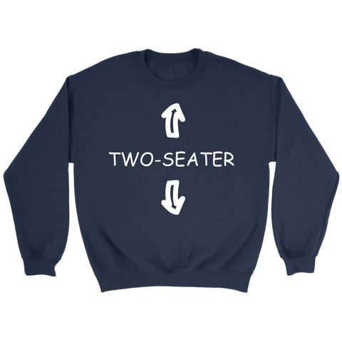 Two Seater Sweatshirt