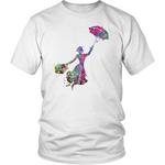 Christmas Shirt Mary Poppins