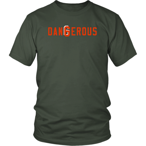 Baker Mayfield Dangerous Shirt 6