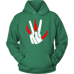 The Claw Hoodie