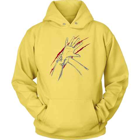 The Claw Hoodie Scratch