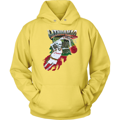 Lithuania Grateful Dead Sweatshirt Hoodie 1.0