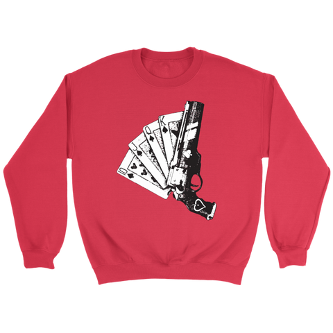 Ace Of Spades Sweatshirt Destiny 2