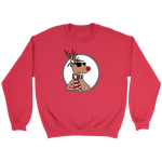 Christmas Sweatshirt Funny Christmas Deer