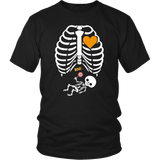 Halloween Maternity Shirt Boo!