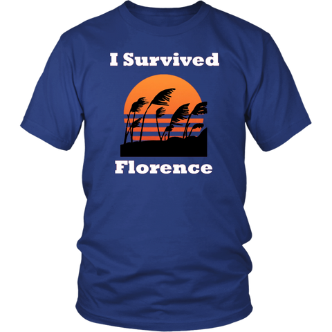 Survived Hurricane Florence