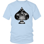 Ace Of Spades Shirt Skull