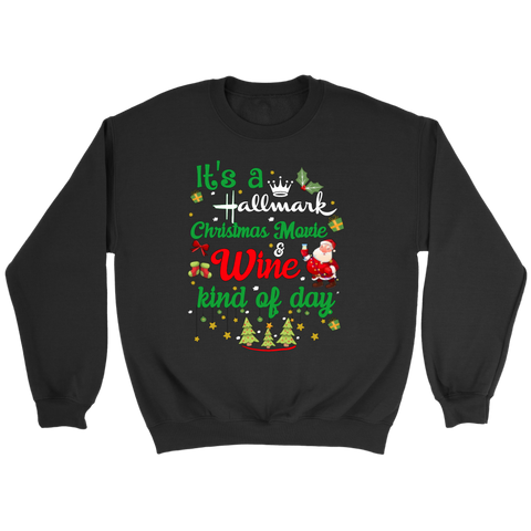 Hallmark Movie Sweatshirt