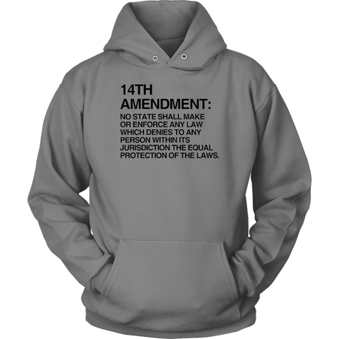 The 14th Amendment Sweatshirt Hoodie