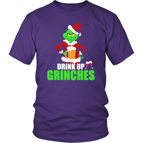 Drink Up Grinches Shirt Grinches